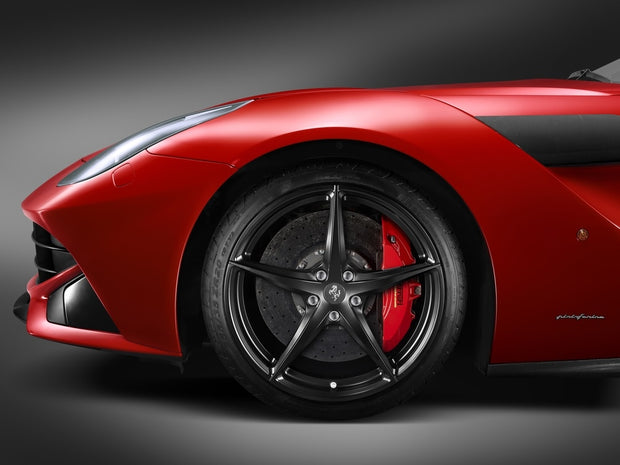 Ferrari F12 Black Finish Wheel Kit