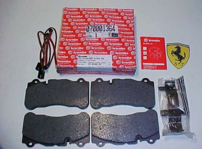 Ferrari California T Front Brake Pad Set