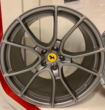 Ferrari 488 20'' Forged Multi-Spoke Wheel Set