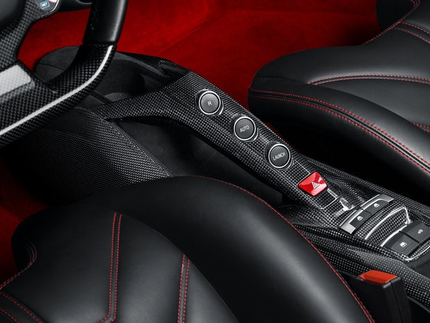Ferrari 488GTB Carbon Fiber  Bridge
