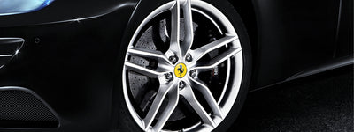 "599 GTB 20"" Forged Wheels, Shot-peened"