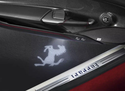 Ferrari F430 Under-door Lighting Kit