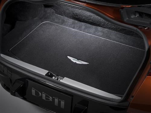 Genuine Aston Martin DB11 Trunk Mat (Boot Mat)