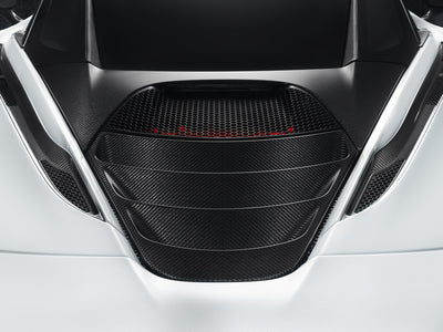 720S Spider MSO Defined Carbon Fibre Tonneau Cover and Rear Deck