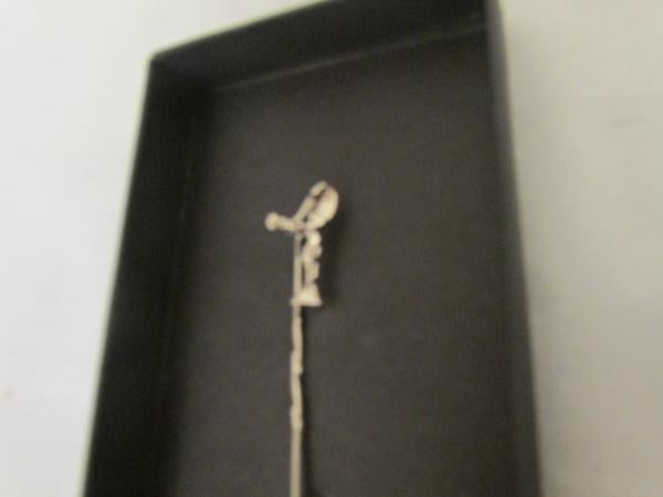 Rolls Royce Spirit of Ecstasy Lapel Pin
