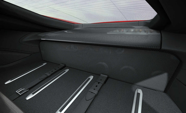 Carbon Fiber Parcel Shelf