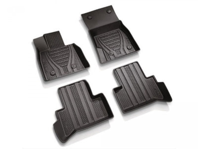 Giulia All Weather Floor Mats