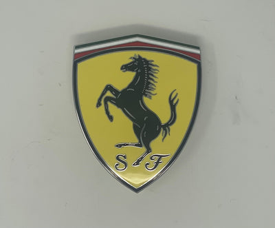 Ferrari Squadra Corse Shield Badge