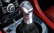 Aston Martin Satin Alloy Gearshift Knob