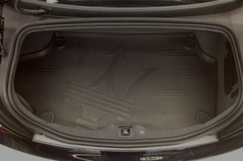 Luggage Compartment Mat for Quattroporte
