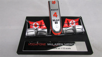 McLaren MP4-27 Nosecone 1:12 Model