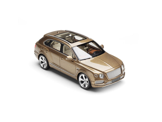 Bentley Bentayga Bronze 1/43 Resin Model