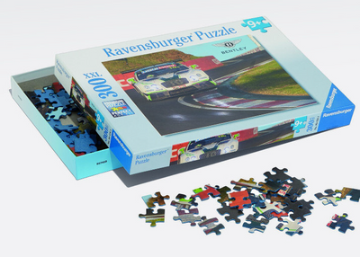 Bentley Ravensburger Puzzle