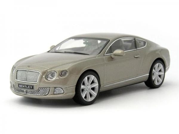 1-43 Continental GT in Liquid Mercury