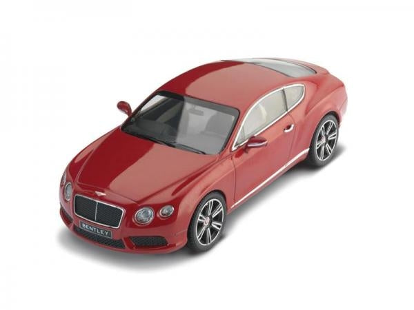 1-43 Continental GT V8 in Dragon Red