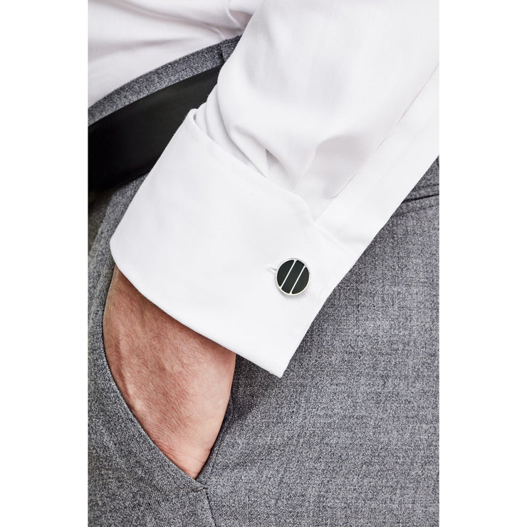 Bentley Bulls-Eye Cufflinks