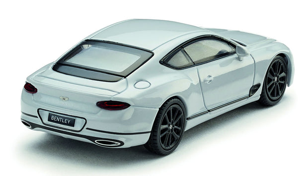 Bentley Continental GT 1:64 Scale Model, Ice