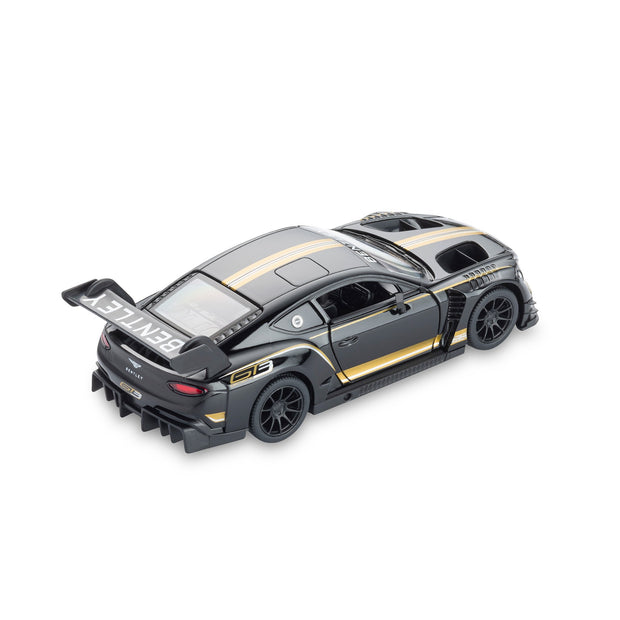 Bentley Continental GT3 Pull-Back Toy Car