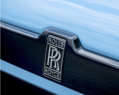 Rolls-Royce Exterior Black Detailing Retrofit Kit (Ghost, Wraith and Dawn)