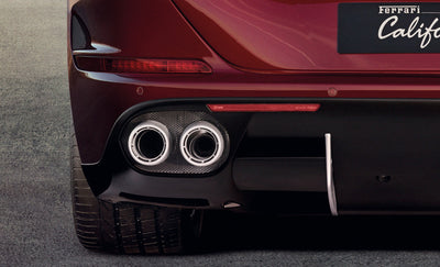 Ferrari California T Sports Tailpipe Tips