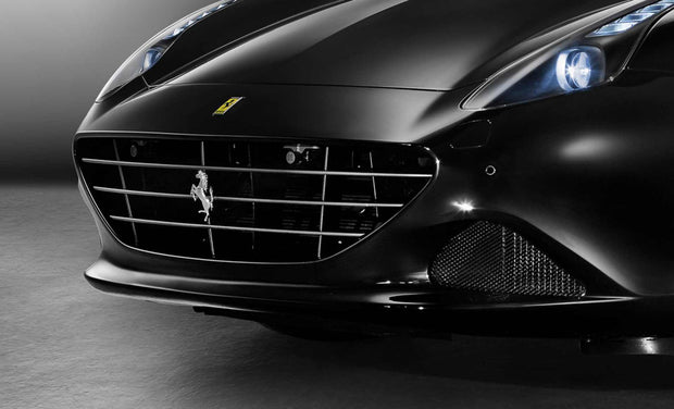Ferrari California T Front Grille With Chrome Accent