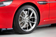 "Aston Martin 20"" 10 Spoke Polished Rapide Wheels"