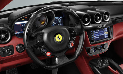 FF Carbon Fiber Steering Wheel
