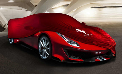488 GTB Indoor Car Cover