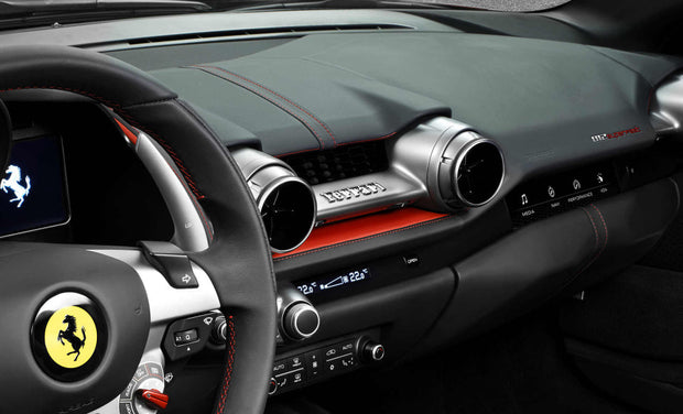 Ferrari F8 Tributo Passenger Compartment Customization, Set of Air Vent Grips