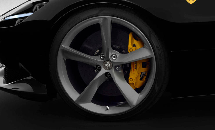"Monza 21"" Forged Wheels"