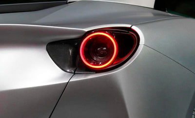 Ferrari Portofino Carbon Fiber Air Ducts