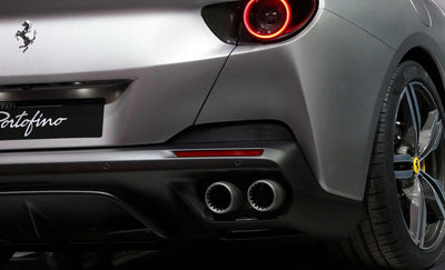 Ferrari Portofino Sports Tailpipe Tips