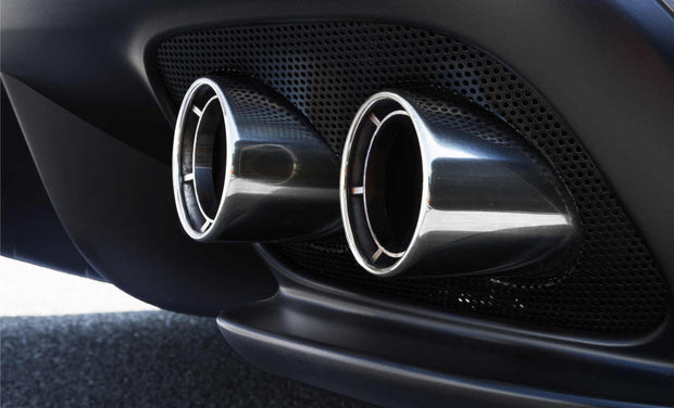 Ferrari GTC4Lusso Sports Tailpipe Tips