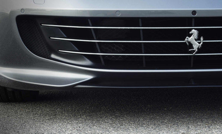 Ferrari GTC4 Lusso Front Grille with Chrome Accents