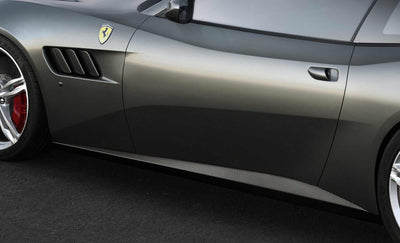 Ferrari GTC4 Lusso Carbon Fiber Under-Door Kit