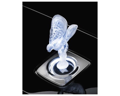 Rolls-Royce Spirit of Ecstasy - Illuminated