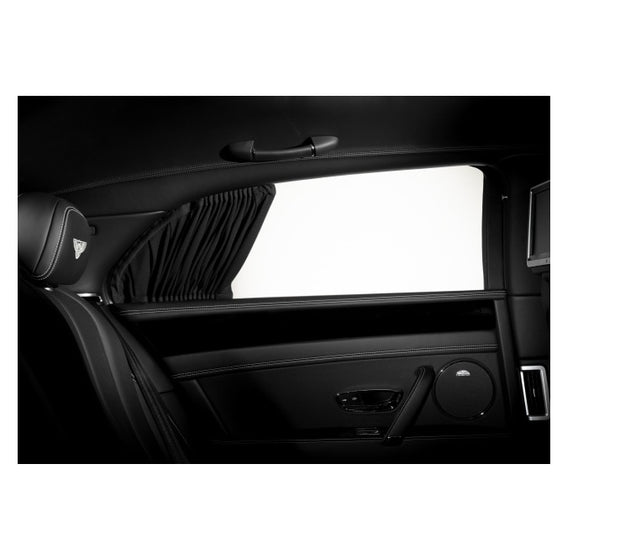 Bentley Mulsanne Privacy Curtains
