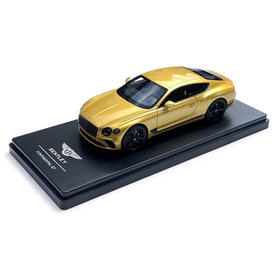 Bentley Continental GT 1:43 Scale Model, Khamum