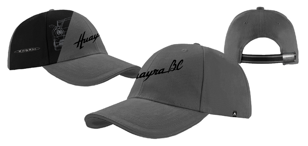 Pagani BC Collection Cap (Gray)