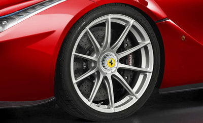 LaFerrari Center Look Wheel Nuts