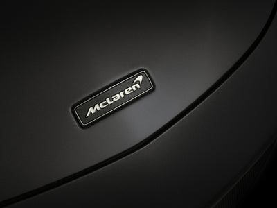 McLaren Exterior Front Badge Upgrade