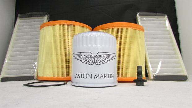 Aston Martin DB9 & DBS 2 Year Service Kit