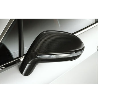 Bentley Continental GT & GTC Carbon Fiber Mirror Cover Kit