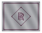 Rolls-Royce Pure Wool Lap Blanket