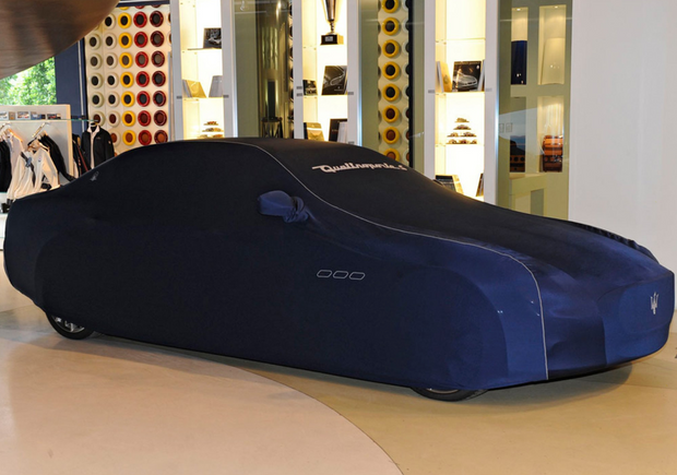 Quattroporte Sport GT S Indoor Car Cover