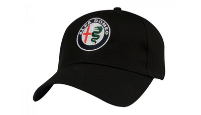 Alfa Romeo Badge Cap