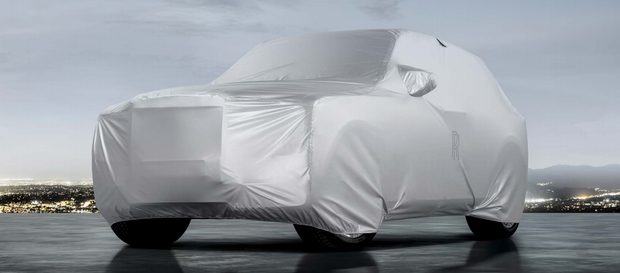 Cullinan Outdoor Car Cover
