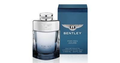 Bentley For Men Azure Cologne, 100ml