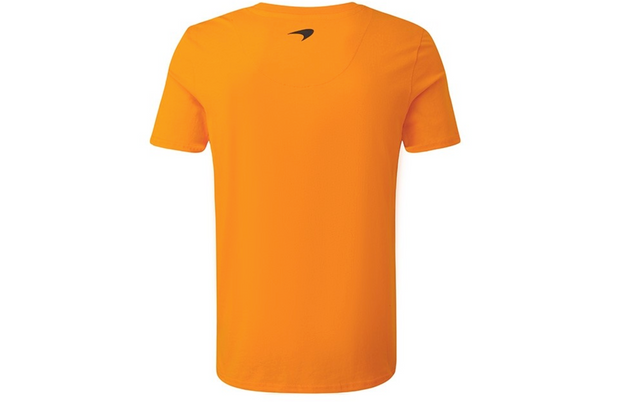 McLaren Essential T-Shirt Papaya