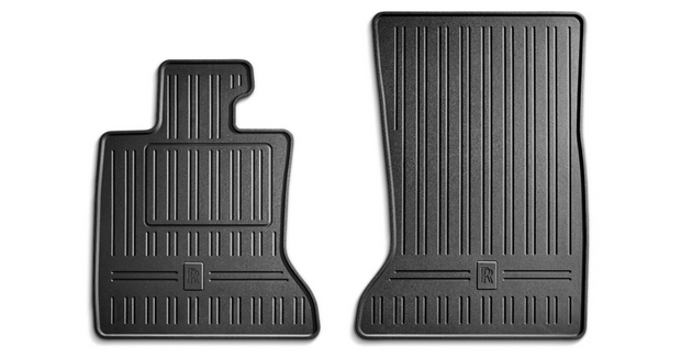 Ghost All Weather Floor Mats